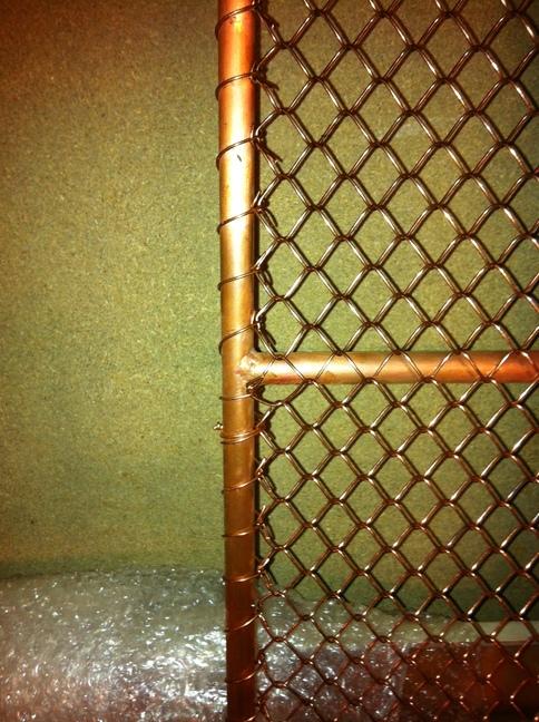 grille de protection vitrail