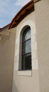 vitraux neufs édifice religieux